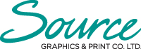 Source Graphics & Print Co Ltd Logo